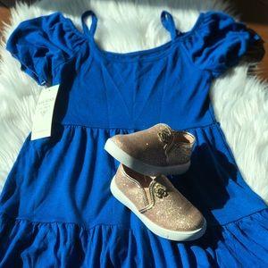 ... NWT Adorable Guess Girls Dress 7b1c859a0